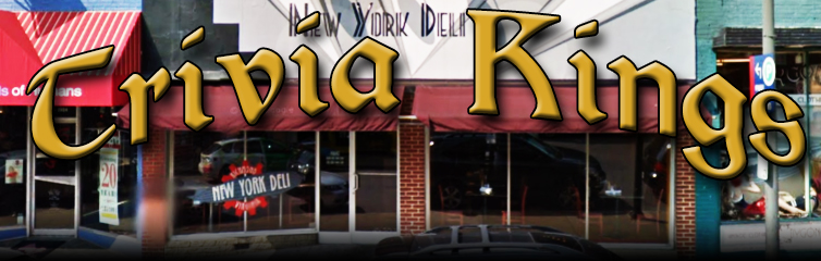 Trivia Kings The Home Of Damn Good Trivia The Biggest